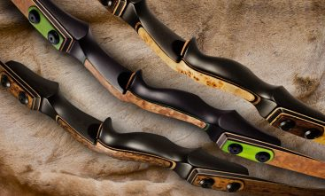 High quality built takedown recurve hunting bows with custom options